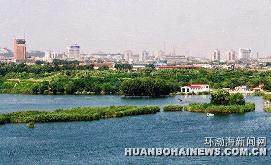 南湖生态风景区图片