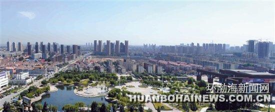 唐山:打一场城市建设总体战、攻坚战(组图)